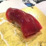 第三春美鮨 - シビマグロ 206kg 腹上二番 赤身 熟成7日 延縄漁 和歌山県那智勝浦