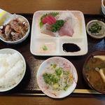 海鮮食堂 魚増 -
