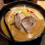 64699334 - 頂上味噌麺780円