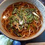 6470097 - 山菜うどん(2011/01/19撮影)