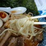 麺屋 かぐら - 中太シコシコ麺