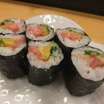 梅乃寿司 - とろたく 追加で