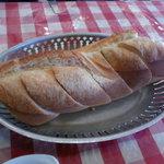 ボンジュール食堂 - パン