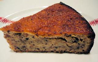 タボラ カルダ ミヤケ - へーゼルナッツとリコッタチーズのケーキ、絶品!
