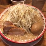 64716541 - 麺少なめ玉子付 ¥780