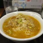 ラーメン郷 - 味噌雑炊で〆