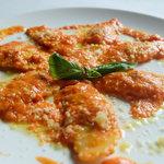 395スパイストウキョウ - トマトソースのラヴィオリ
