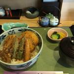 天ぷら割烹 和 -