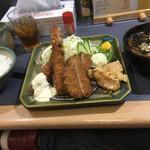 函館 とんき -