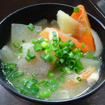 天若 - 「天若」漬物&惣菜バーの豚汁