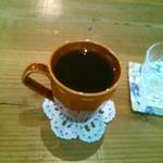 Handmade cafe USAGIUMA - ランチについているコーヒー
