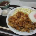生駒軒 - 焼肉定食