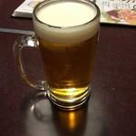 斗度季 - ドリンク写真:生ビール