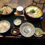 ほたる   - 島原具雑煮御膳1450円