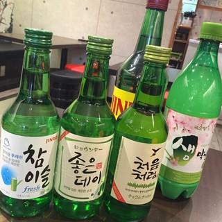 韓国の美酒に酔いしれる!あなたのお気に入りの1杯はどれ?