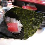 金沢まいもん寿司 - 金沢まいもん握りの手巻き
