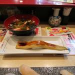 金沢まいもん寿司 - 金沢まいもん握りの アナゴ