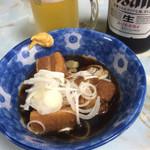 札幌ラーメン どさん子 - おつまみ角煮 ☆