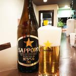 SORA - ビールはサッポロ。(^_^)b