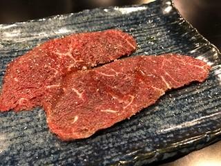 焼き肉ボンバー - ロース 塩