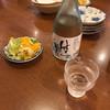 こなべ - ドリンク写真:冷酒(大)安城のお酒でした