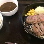 熟成ステーキ 博多肉八 -