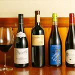 ビストロ・リヤン - 自然派ワイン