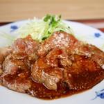 けやき - 料理写真:生姜焼き