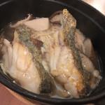 64729848 - 北海道産真鱈とキノコ・根菜のブレゼ ココット仕上げ(¥980)