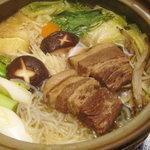 喰処 たせ - 名物たせ鍋