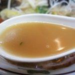 宝来軒 - スープ