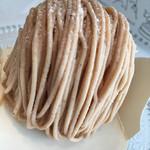 マールブランシュ - 料理写真:モンブラン