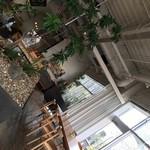 Cafe&BarbecueDiner パブリエ - 店内☆