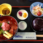 64732190 - 特選マグロ丼