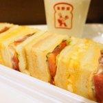 ブランジェ浅野屋 - サンドイッチ