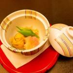 たか福 - 飛龍頭の炊き合わせ