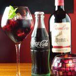 ワインバル ZAZA - 赤ワインとコーラのカクテル