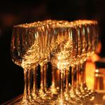 ワインバル ZAZA - きれいなグラスたち