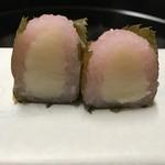 宝来屋本店 - 初めての味噌餡