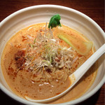 nishijingochoumegyouzayataiyaoman - 名物ヤオマン担々麺