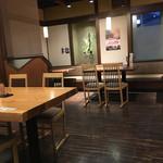 金亀庵 - [2017年3月]店内