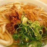 鶴丸製麺 - 甘辛肉うどん