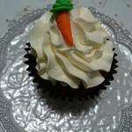 ロンドン カップケーキ - キャロットバニラ