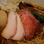 麺屋龍壽 - 蕎麦