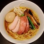 麺屋龍壽 - 芳醇