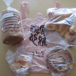 ダンマルシェ - 料理写真:買ったモノ