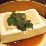 64742832 - 海老すり身の豆腐蒸し