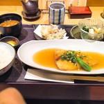 ひいらぎ - 煮魚定食
