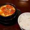 ケンタママの店 - 料理写真:スンドゥブ定食