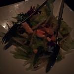 Dining&Bar Luxeee - 無農薬野菜の彩りイタリアンサラダ